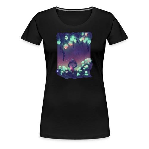 Zauberwald - Frauen Premium T-Shirt