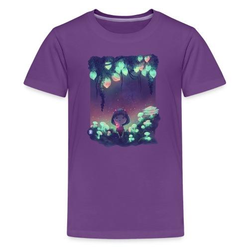 Zauberwald - Teenager Premium T-Shirt