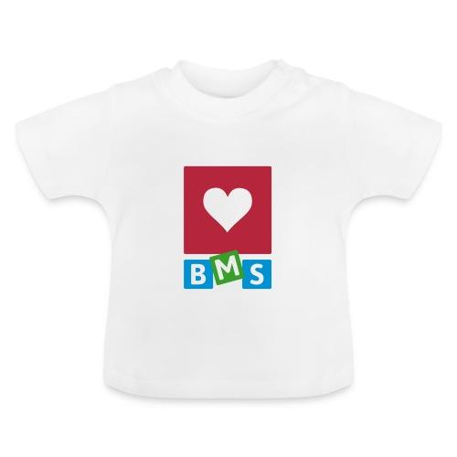 LOVE BMS baby T-shirt - Baby T-shirt