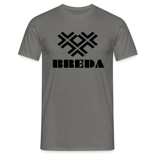 HEREN REGULAR BREDA SHIRT - Mannen T-shirt