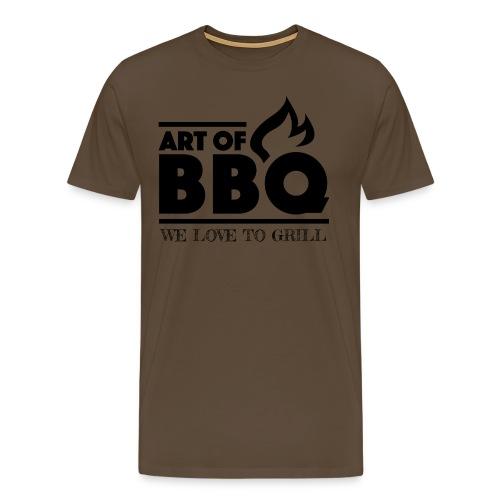 Art of BBQ T-Shirt - Männer Premium T-Shirt