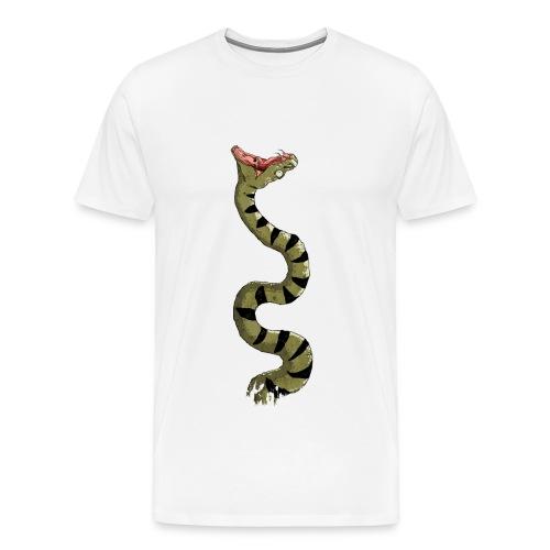 Snake! - Men's Premium T-Shirt