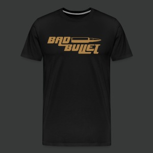 Bad Bullet (2 Sided Print) - Männer Premium T-Shirt