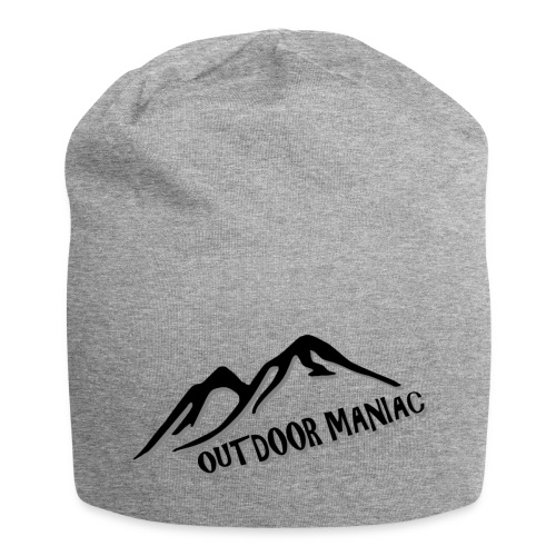 outdoor maniac - Jersey Beanie