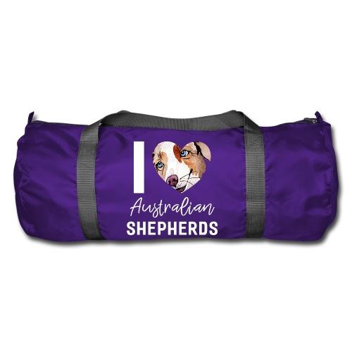 Australian Shepherd T-Shirts, Hoodies & Geschenkideen - Sporttasche