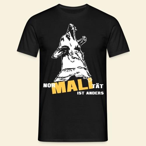 Nor-MALI-tät ist anders - Männer T-Shirt
