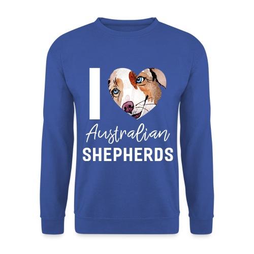 Australian Shepherd T-Shirts, Hoodies & Geschenkideen - Männer Pullover