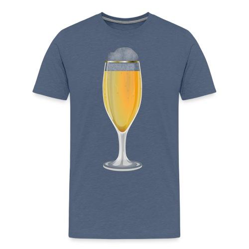 Bierliebhaber - Männer Premium T-Shirt