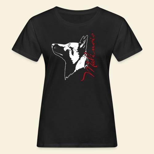 Rottweile - nur gucken - Frauen Bio-T-Shirt