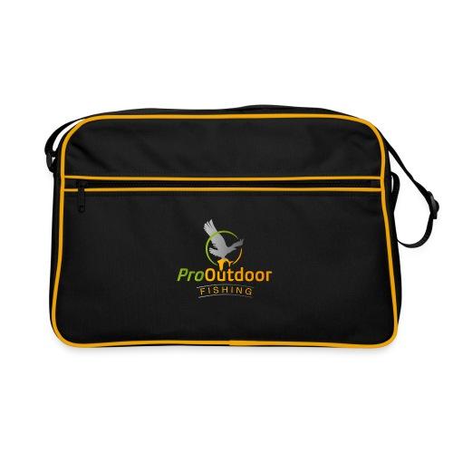 Tolle und robuste Umhängetasche - Retro Tasche