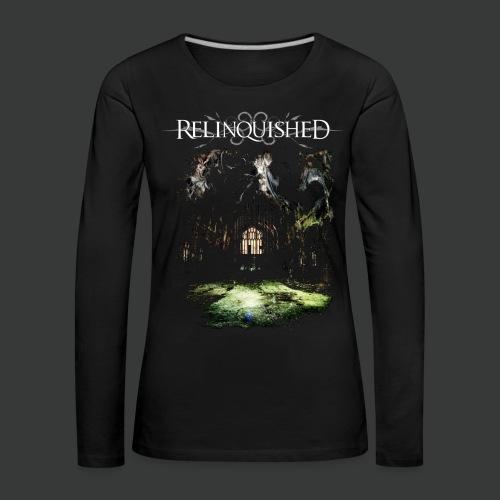 Relinquished - Addictivities part 1 - Cathedral - Frauen Premium Langarmshirt