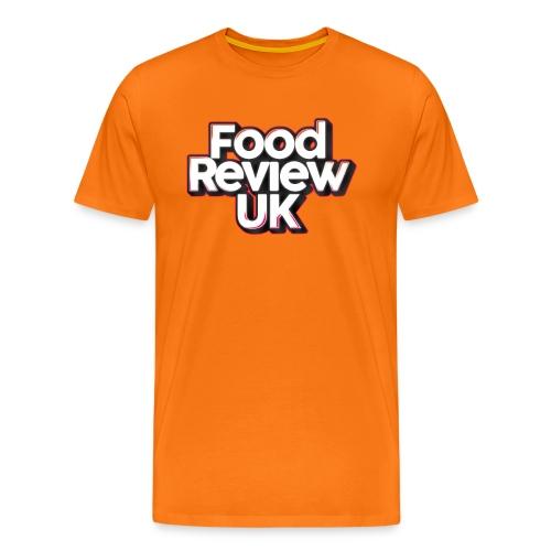 FRUK Shirt Orange/Magenta Highlights - Men's Premium T-Shirt