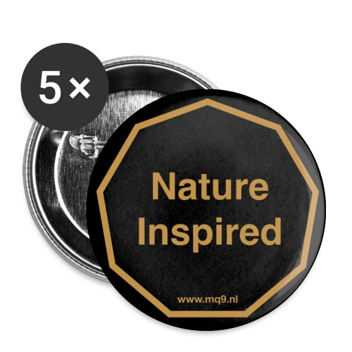 Nature Inspired - Buttons medium 1.26/32 mm (5-pack)