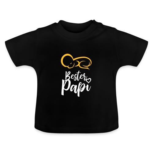 Bester Papi Vatertag T-Shirts - Baby T-Shirt