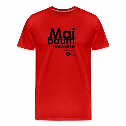 Maibaumhocketse Förderverein - Männer Premium T-Shirt - Männer Premium T-Shirt