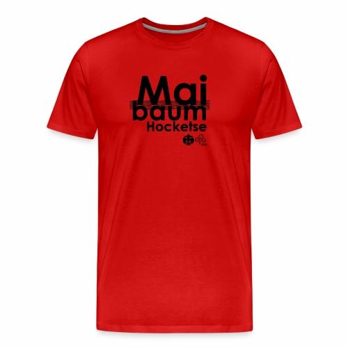 Maibaumhocketse - Männer Premium T-Shirt - Männer Premium T-Shirt