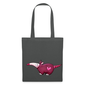 cloth bag anteater - Stoffbeutel