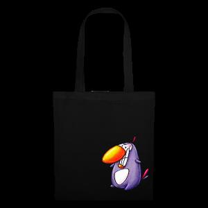 cloth bag penguin - Stoffbeutel