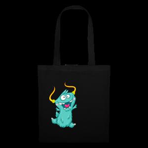 cloth bag monster - Stoffbeutel