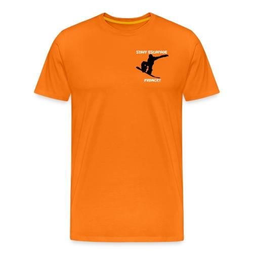 T-shirt Francky - T-shirt Premium Homme