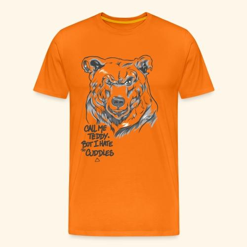 Im Teddy BEAR - T-shirt Premium Homme