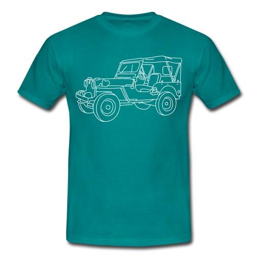 Geländewagen - Männer T-Shirt
