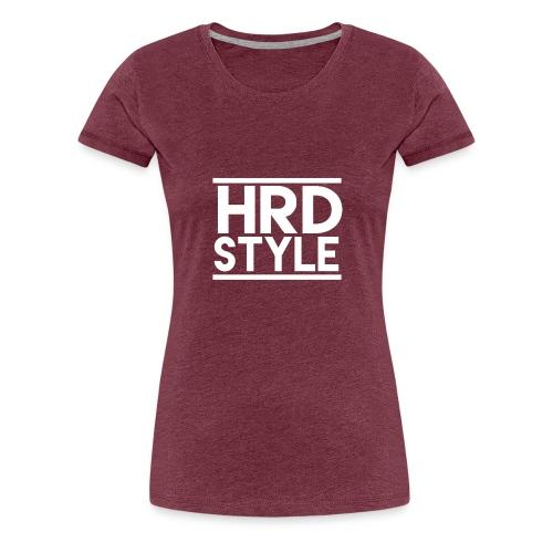 Hardstyle HRDSTYLE - Frauen Premium T-Shirt