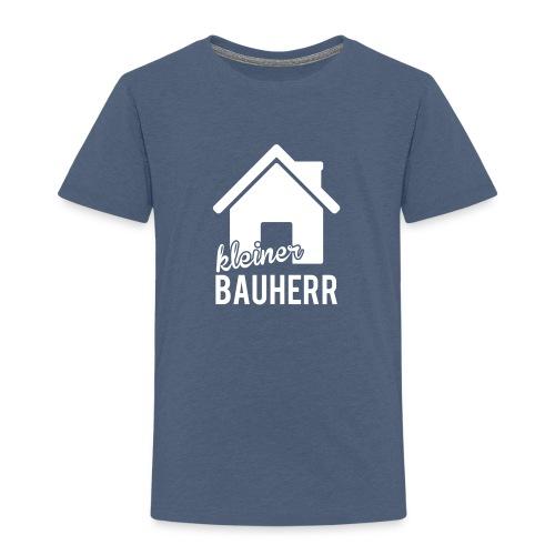 Kleiner Bauherr - Kinder Premium T-Shirt