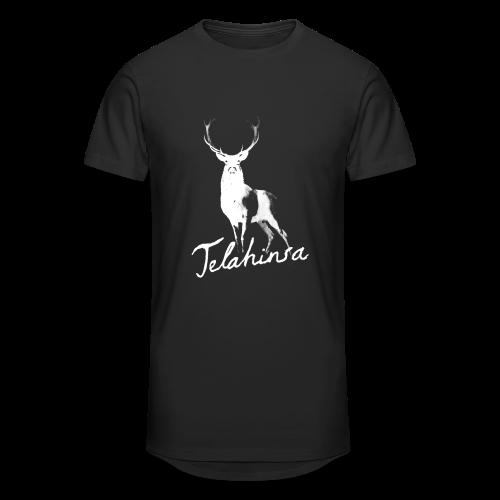 Deer - Mannen Urban longshirt
