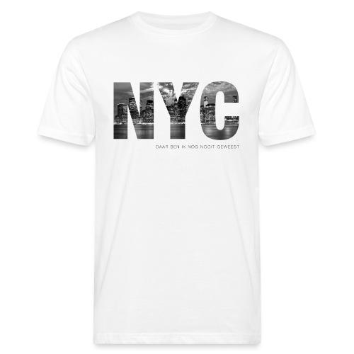 NYC mannen bio - Mannen Bio-T-shirt