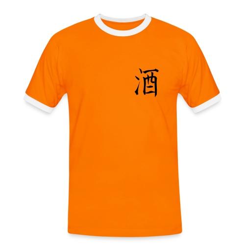 Japan Team - Maglietta Contrast da uomo