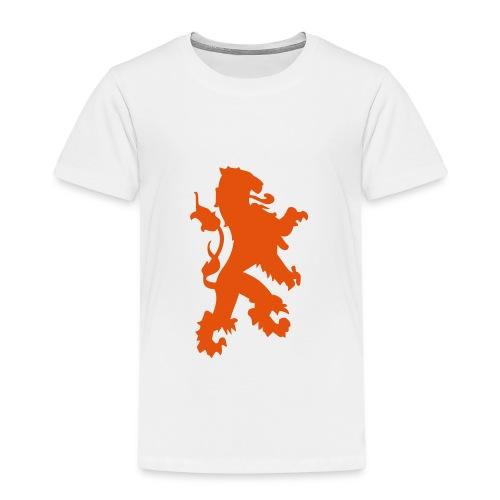 Nederlandse Leeuw Kids Shirt - Kinderen Premium T-shirt