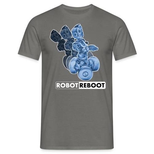 ROBOT REBOOT - Männer T-Shirt