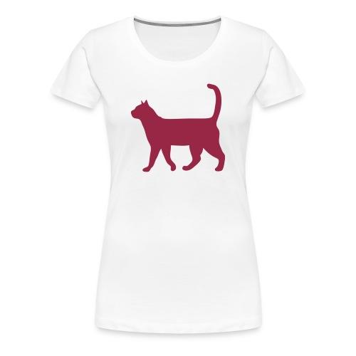 T-Shirt ruhrkatze - Frauen Premium T-Shirt