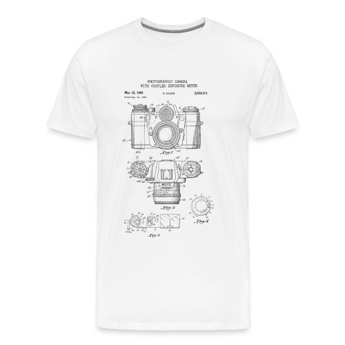 Fotografie Retro - Männer Premium T-Shirt