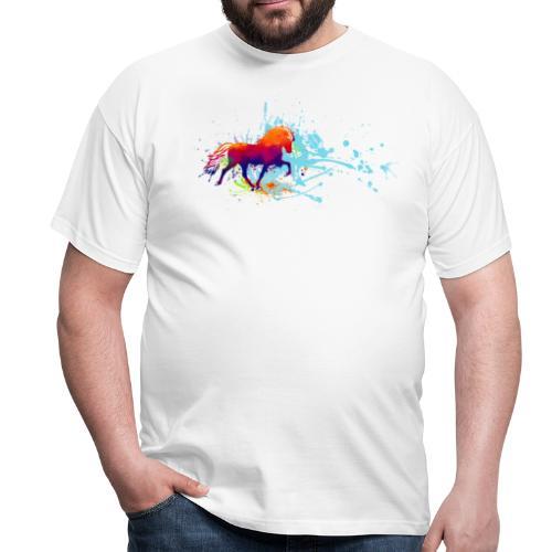Isi bunt - Shirt Männer - Männer T-Shirt