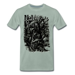 nature is peace - Men's Premium T-Shirt