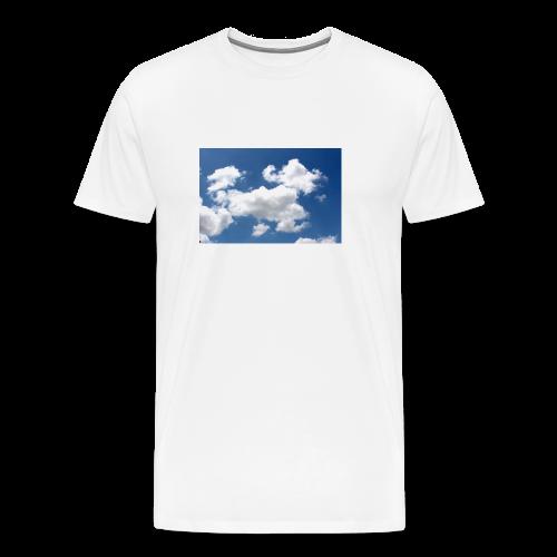 skies T-Shirt - Men's Premium T-Shirt