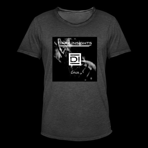 Dark Insights - DNA - Retro Men Shirt - Men's Vintage T-Shirt