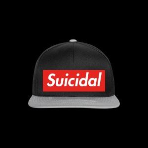 Suicidal Cap - Gorra Snapback