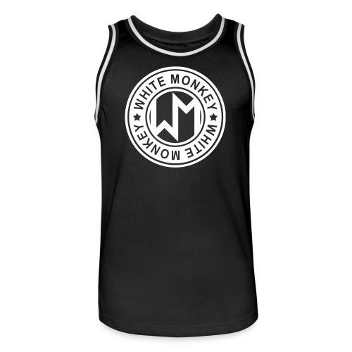 WM Logo, BlackTank - Basebollinne herr