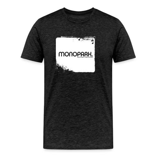 MoPa Q Anthrazit - Männer Premium T-Shirt