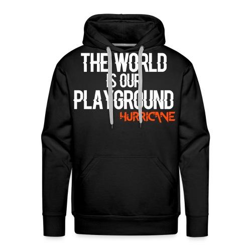 TWIOP - Hurricane - Sweat-shirt à capuche Premium pour hommes