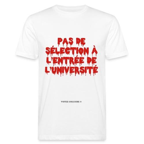 Etudiants tous égaux - T-shirt bio Homme