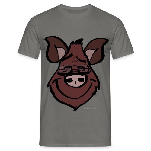 Tetedetouix T-shirt homme - T-shirt Homme