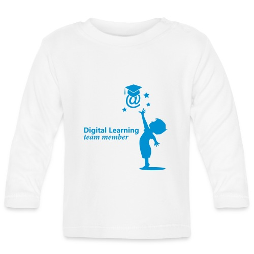 Digital Learning - eLearning - Baby Langarmshirt