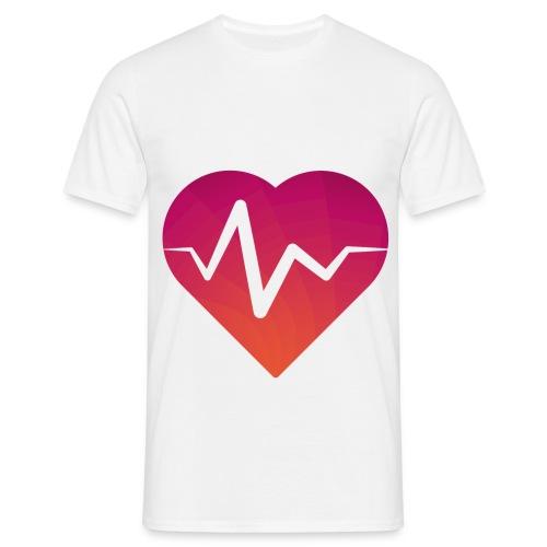 T-Shirt für echte Männer mit neuem Logo - Männer T-Shirt