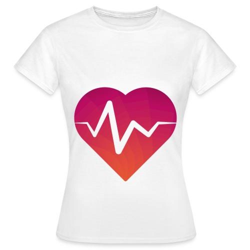 T-Shirt für Frauen mit neuem Logo - Frauen T-Shirt