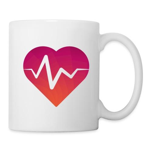 DJ`s Tasse mit neuem Logo - Tasse