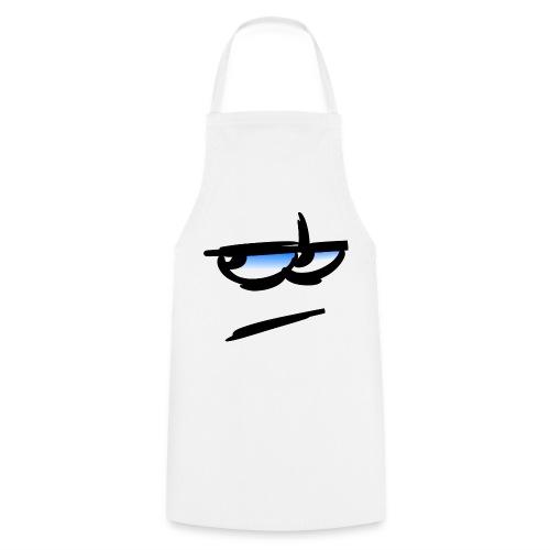 Montag Morgen Grimasse Grumpy Face - Kochschürze